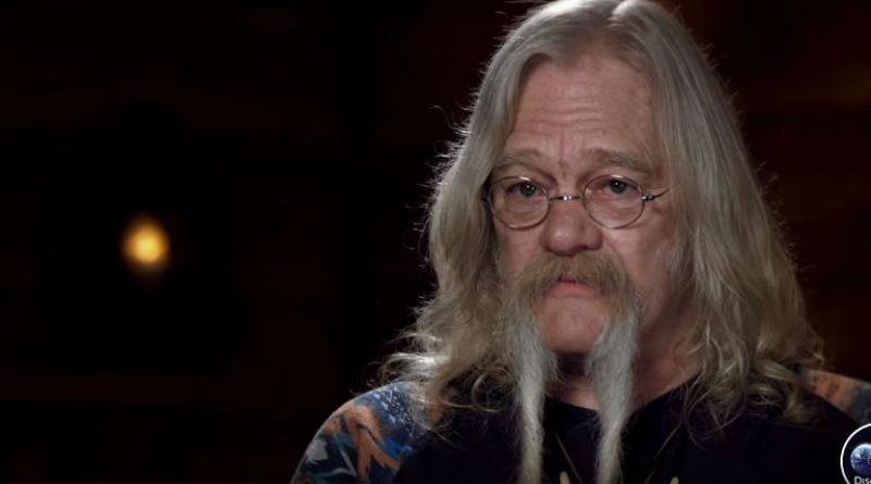 Alaskan Bush People - Billy Brown