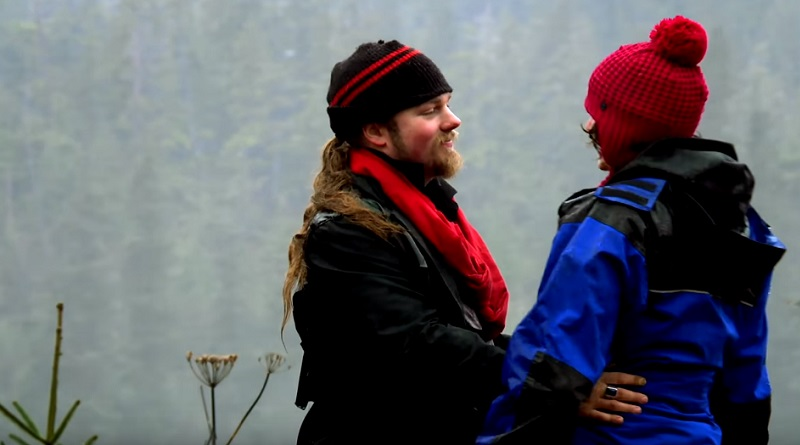 Alaskan Bush People - Noah and Rhain Brown