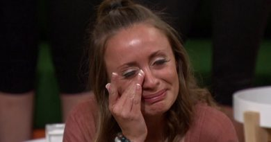 Big Brother 20: Kaitlyn Herman (Crying)