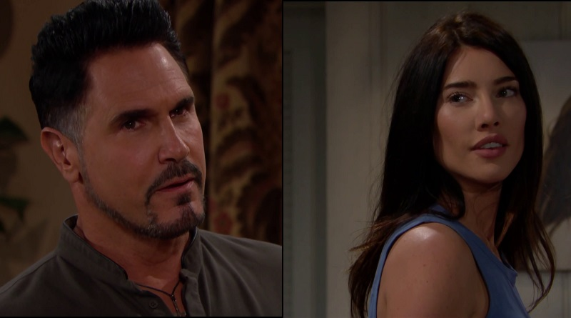 Bold and the Beautiful Bill Spencer and Steffy Forrester