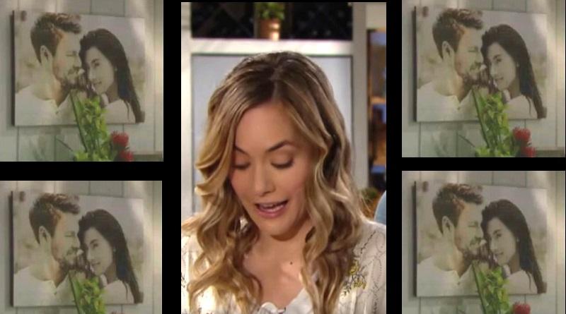 Bold and the Beautiful Hope Logan (Annika Noelle)