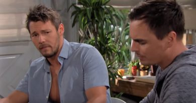 Bold and the Beautiful - Liam Spencer (Scott Clifton) and Wyatt Spencer (Darin Brooks) Spencer