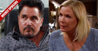 Bold and the Beautiful Spoilers: Bill Spencer (Don Diamont) - Brooke Logan (Katherine Kelly Lang)