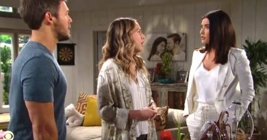 Bold and the Beautiful Spoilers: Spoilers Steffy (Forrester Jacqueline MacInnes Wood) - Hope Logan (Annika Noelle) - Liam Spencer (Scott Clifton)
