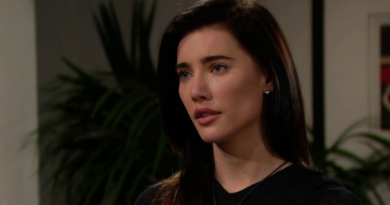 Bold and the Beautiful: Steffy Forrester - Jacqueline MacInnes Wood