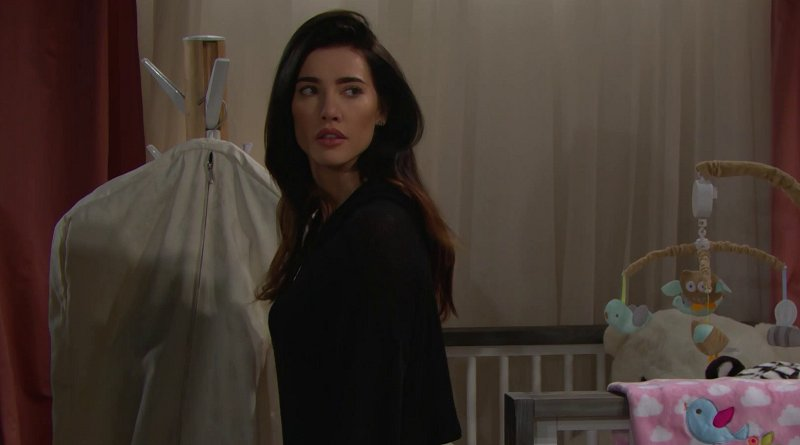 Bold and the Beautiful: Steffy Forrester - Jacqueline MacInnes Wood - (Wedding Dress)