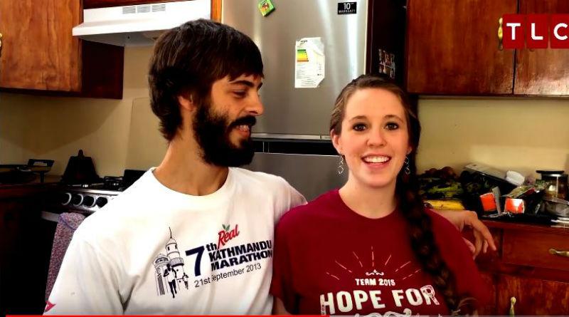 Counting On Jill and Derick Dillard
