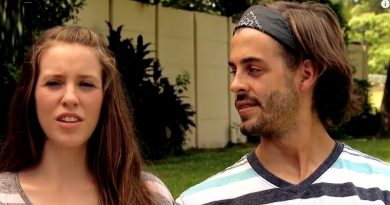 Counting On Jill Duggar and Derick Dillard