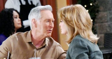 Days of Our Lives - John Black (Drake Hogestyn) and Marlena Evans (Deidre Hall)