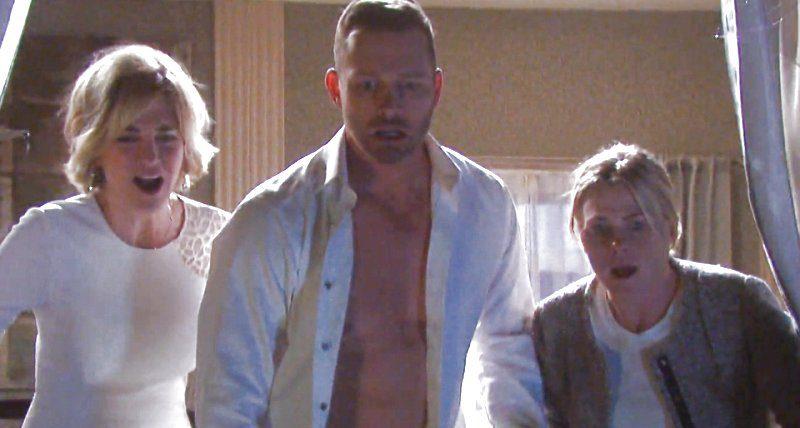 Days of Our Lives Spoilers: Eve Donovan (Kassie DePaiva) - Brady Black (Eric Martsolf) - Sami Brady (Alison Sweeny)