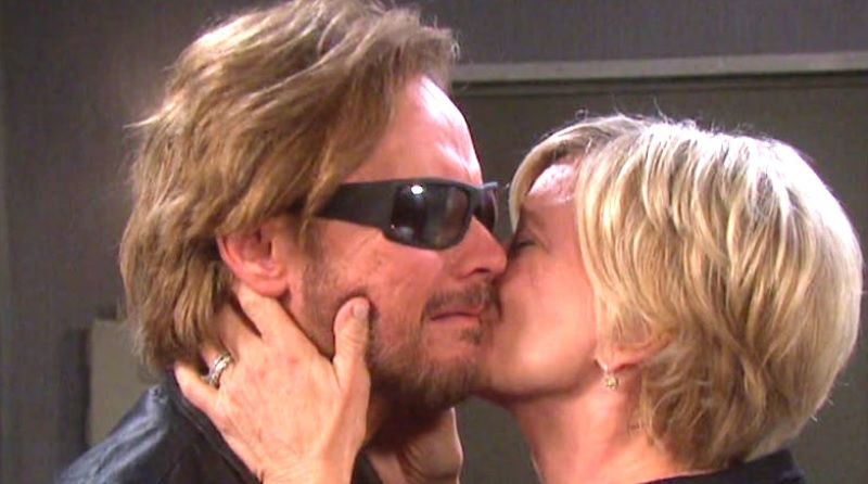 Days of our Lives Spoilers: Steve Johnson (Stephen Nichols) - Kayla Johnson (Mary Beth Evans)