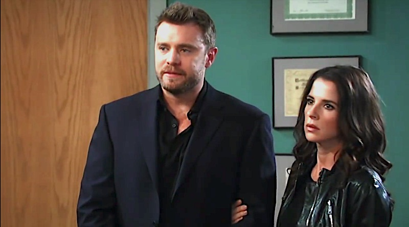 General Hospital - Sam McCall and Drew Cain - Kelly Monaco and Billy Miller