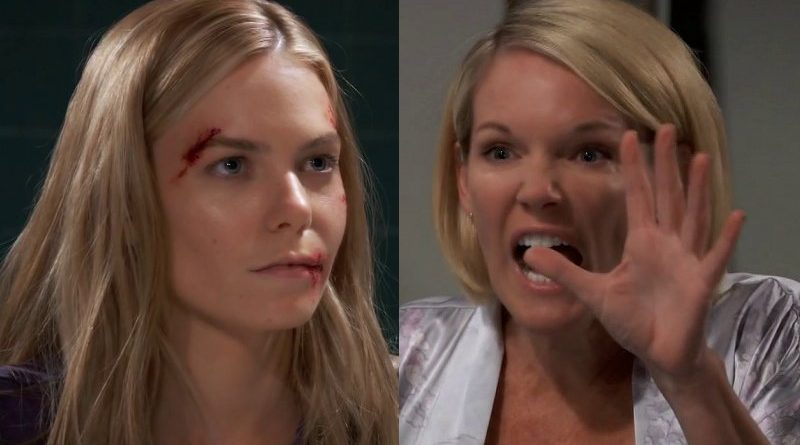 General Hospital Spoilers Ava Busted On Baby Blanket Nelle Rats