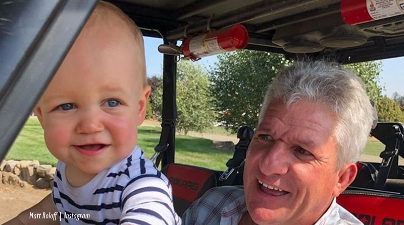 Little People, Big World: Baby J - Matt Roloff