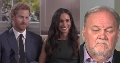 Meghan Markle and Prince Harry - Thomas Markle
