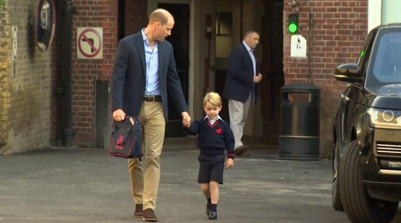 Prince George - Prince William - Royal Family