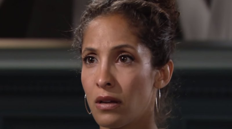 Young and the Restless: Lily Winter (Chistel Khalil)