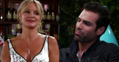 Young and the Restless Spoilers: Sharon Newman (Sharon Case) - Rey (Jordi Vilasuso)