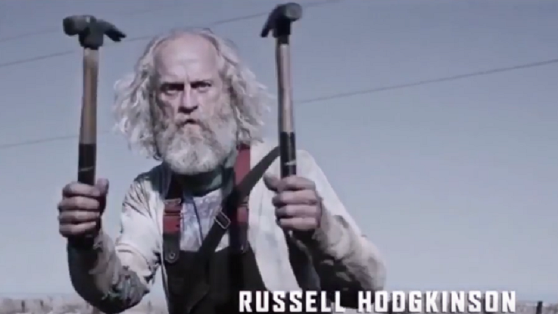 Z - Nation - Doc - Russell Hodgkinson