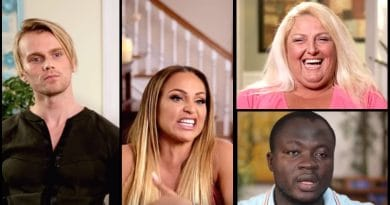 90 Day Fiance: Before the 90 Days - Jesse Meester and Darcey Silva - Angela Deem and Michael Ilesanmi