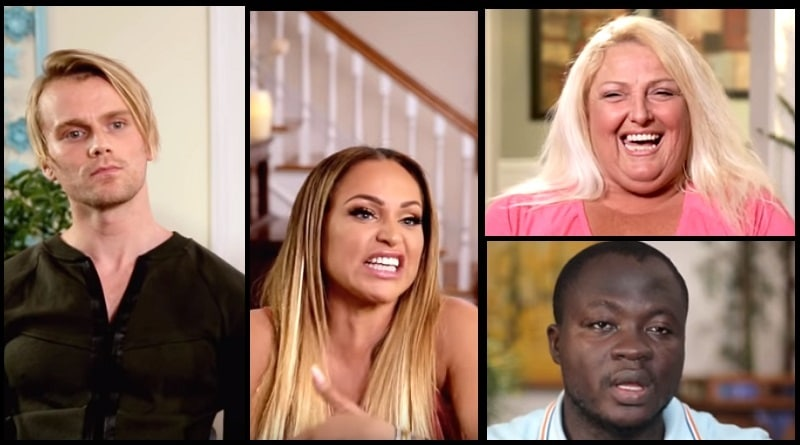 90 Day Fiance' Spoilers: - Jesse and Darcey a Glutton for Punishment