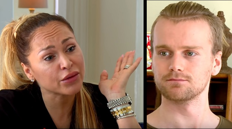 90 Day Fiance' Jesse Trashes Darcey Amid Split - Online