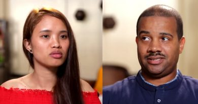 90 Day Fiance: Hazel Cagalitan and Tarik Myers
