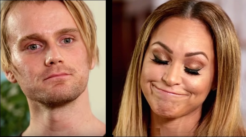90 Day Fiance': Darcey Unknowingly Reveals Ankle Monitor As