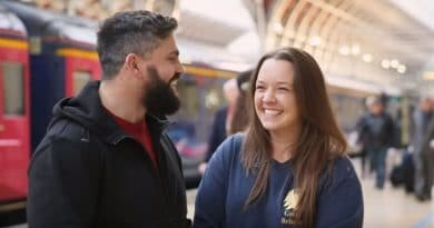 90 Day Fiance: Rachel Bear - Jon Walters - Before the 90 Days