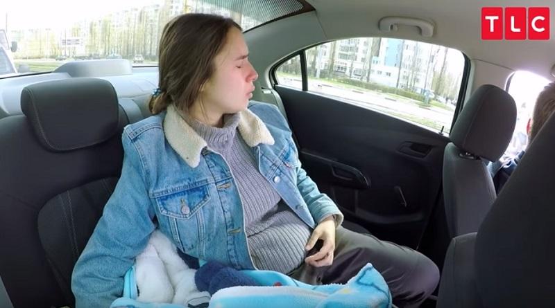 90 Day Fiance Season 6 - Olga and her baby