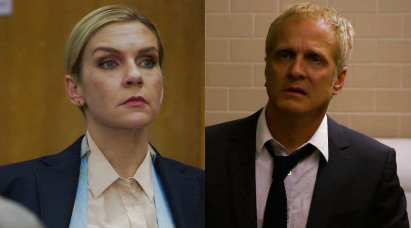 Better Call Saul: Kim Wexler (Rhea Seehorn) - Howard Hamlin (Patrick Fabian)