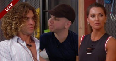 Big Brother BB20 Spoilers: JC Mounduix (HoH) - Tyler Crispen - Angela Rummans