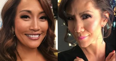 Big Brother: Julie Chen - DWTS: Carrie Ann Inaba