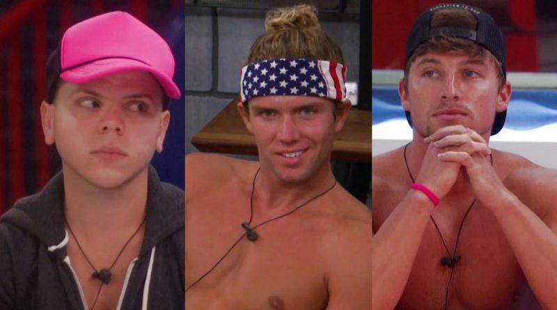 Big Brother Spoilers: JC Mounduix - Tyler - Crispen - Brett Robinson