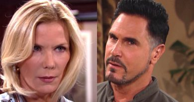 Bold and the Beautiful: Bill Spencer (Don Diamont) Brooke Logan (Kathernine Kelly Lang)