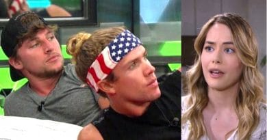 Bold and the Beautiful Spoilers: Big Brother's Tyler Crispen - Brett Robinson - Hope Logan (Annika Noelle)