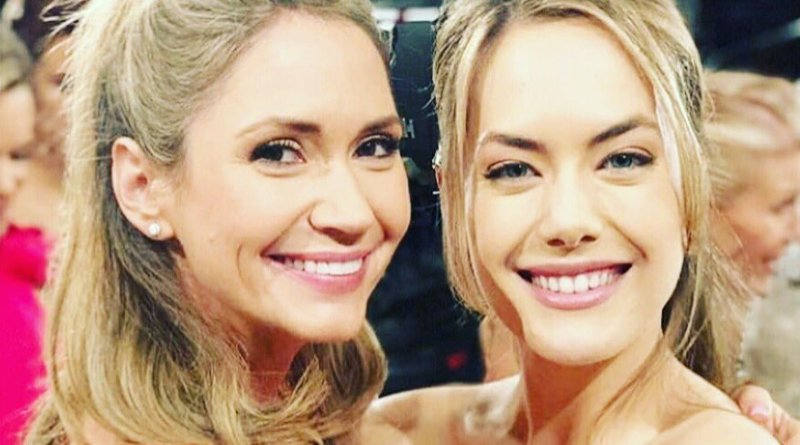 Bold and the Beautiful Spoilers: Bridget Forrester (Ashley Jones) - Hope Logan (Annika Noelle)