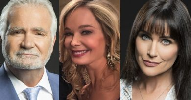 Bold and the Beautiful Spoilers: Eric Forrester (John McCook) - Donna Logan (Jennifer Gareis) - Quinn Fuller (Rena Sofer)