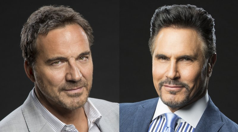 Bold and the Beautiful Spoilers: Ridge Forrester (Thorsten Kaye) - Bill Spencer (Don Diamont)