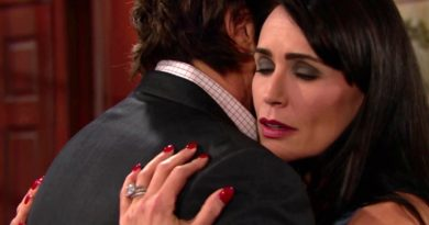 Bold and the Beautiful Spoilers: Ridge Forrester (Thorsten Kaye) - Quinn Fuller (Rena Sofer)