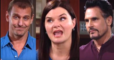 Bold and the Beautiful: Thorne Forrester (Ingo Ingo Rademacher) - Katie Logan (Heather Tom) - Bill Spencer (Don Diamont)