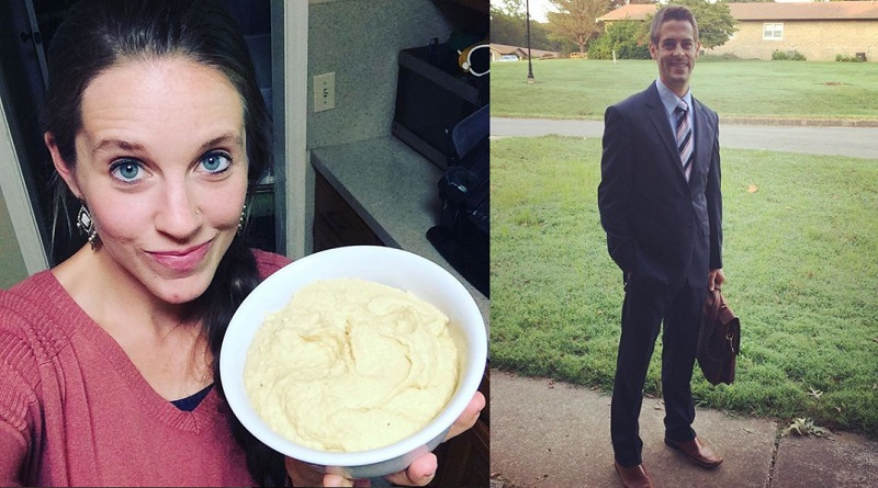 Counting On: Jill Duggar Dillard and Derick Dillard