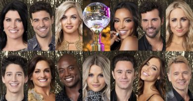 Dancing with the Stars Spoilers - Full cast revealed