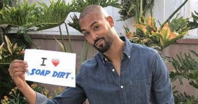 Days of Our Lives: Lamon Archey (Eli Grant)