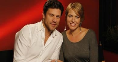 Days of our Lives Spoilers: Greg Vaughan (Eric Brady) - Arianne Zucker (Nicole Walker)