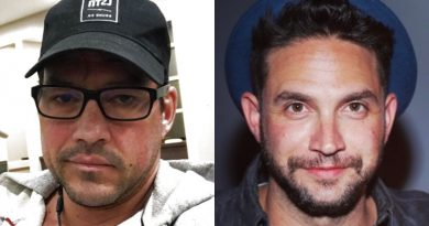 Days of Our Lives Spoilers: Stefan DiMera (Tyler Christopher) Brandon Barash