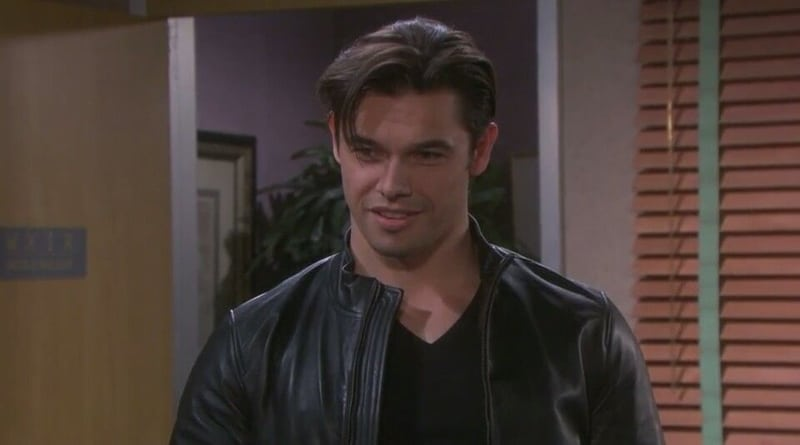 Days of Our Lives: Paul Telfer (Xander Cook)