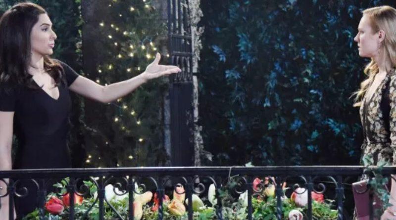 Days of Our Lives Spoilers: Gabi Hernandez (Camilla Banus) Abigail Deveraux (Marci Miller)