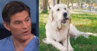 Dr. Oz Dog Licks Turn Deadly