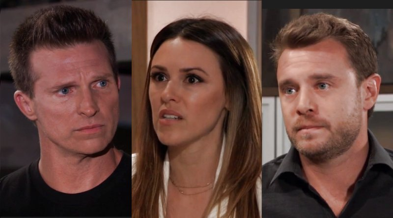 General Hospital Spoilers: Jason Morgan (Steve Burton)- Margaux Dawson (Elizabeth Hendrickson) - Drew Cain (Billy Miller)